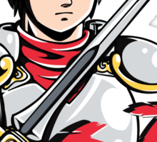 Ys - Adol Christin Sticker