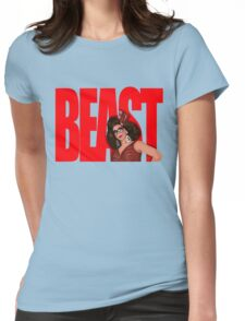 "Alyssa Edwards ""BEAST"" Womens Fitted T-Shirt"