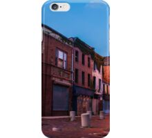 The Old Town Mall iPhone Case/Skin