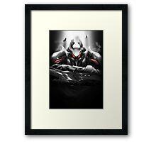 Nocture - League of Legends Framed Print