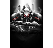 Nocture - League of Legends Photographic Print
