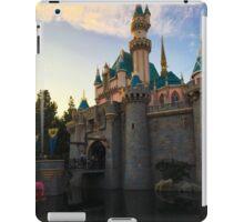 Serenity inside a castle iPad Case/Skin
