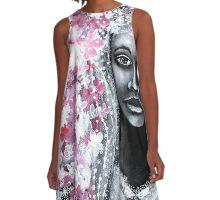 Heartfelt Girl - Angelica A-Line Dress