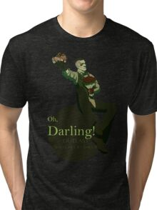 Darling (Green ver.) Tri-blend T-Shirt