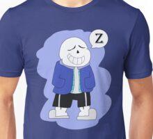Sleeping Sans  Unisex T-Shirt