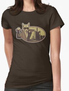 Cat Empire Womens Fitted T-Shirt