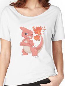 Pokemon-Charmeleon Women's Relaxed Fit T-Shirt