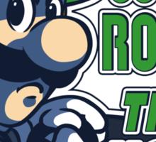 Luigi MK8 - Ridin' Dirty Sticker