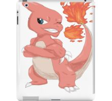 Pokemon-Charmeleon iPad Case/Skin