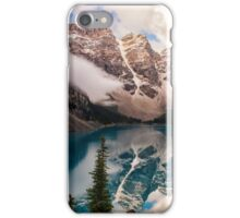 Ten Peaks Times Two iPhone Case/Skin