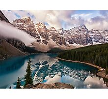 Ten Peaks Times Two Photographic Print