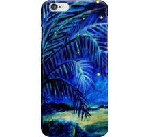 Starry Night - Monkey Mia iPhone Case/Skin