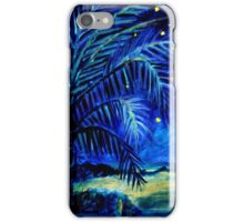 Starry Night - Monkey Mia iPhone Case/Skin