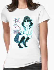 girl+ Womens Fitted T-Shirt