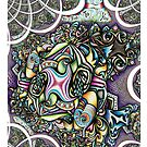 Be True to You - Warped - Psychedelic by Kelly Boyle