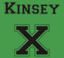 KinseyX - Black Lettering by mslanei