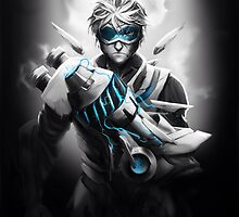 Ezreal - League of Legends by Waccala