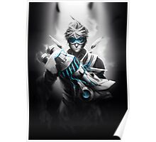 Ezreal - League of Legends Poster