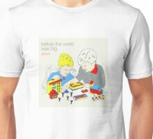 Before The World Was Big - Girlpool Unisex T-Shirt
