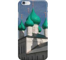 village church iPhone Case/Skin