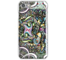 Be True to You - Warped - Psychedelic iPhone Case/Skin