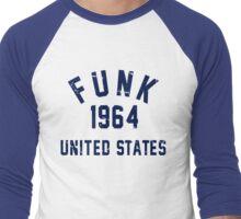 Funk Men's Baseball ¾ T-Shirt