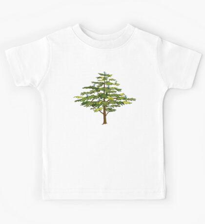 Heron Tree Kids Tee