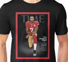 Colin Kaepernick Time Cover Unisex T-Shirt