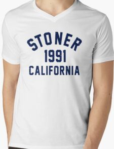 Stoner Mens V-Neck T-Shirt
