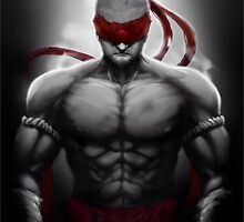 Lee Sin by Waccala