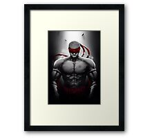 Lee Sin - League of Legends Framed Print