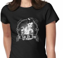 VAPOR Womens Fitted T-Shirt