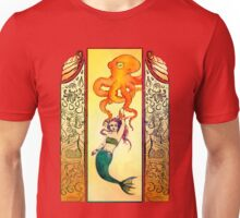 Seafaring with Cephalopod Unisex T-Shirt
