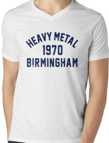 Heavy Metal Mens V-Neck T-Shirt