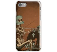 Spook Night Rider iPhone Case/Skin