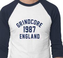 Grindcore Men's Baseball ¾ T-Shirt