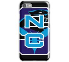 North Carolina Panthers Hornets iPhone Case/Skin