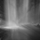 Trentham Falls  by Christine  Wilson Photography
