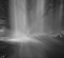 Trentham Falls  by Christine  Wilson Photography