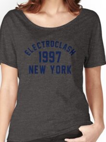 Electroclash Women's Relaxed Fit T-Shirt