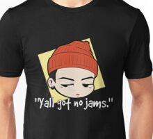 BTS - Chibi Rap Monster No Jams Design Unisex T-Shirt
