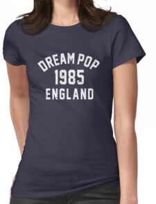Dream Pop Womens Fitted T-Shirt