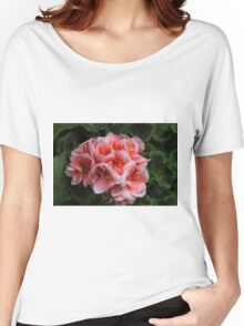 peony in spring Women's Relaxed Fit T-Shirt