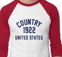 Country Men's Baseball ¾ T-Shirt