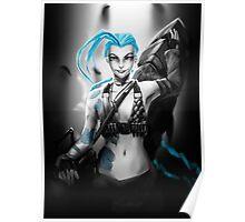 Jinx - League of Legends Poster
