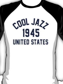 Cool Jazz T-Shirt