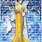 THE YELLOW GOWN by Tammera