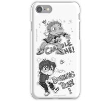 Lance & Keith - Bonding Time (Voltron) iPhone Case/Skin