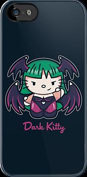 Dark Kitty by victorsbeard