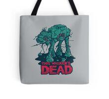 Walker's Dead v2 Tote Bag
